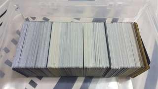600+ Authentic pokemon cards bulk