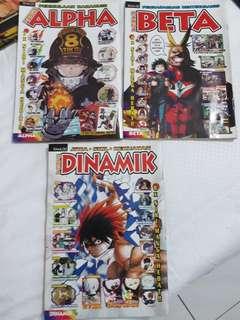 DINAMIK/ALPHA/BETA