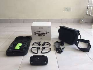 DJI Spark Fly More Combo warranty available