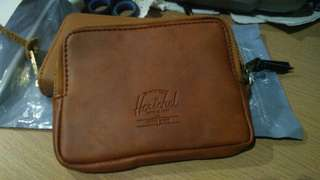 Genuine Leather Herschel Wallet