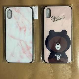 iPhone X Case (玻璃殼)
