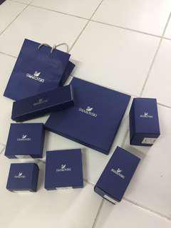 Swarovski boxes