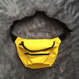 Waistbag yellow