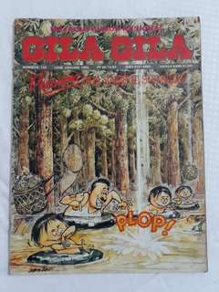 GILA GILA NO 153 TAHUN 1985