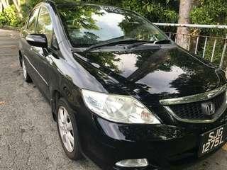 Honda City SG
