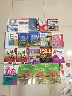 Primary and Assessment Books