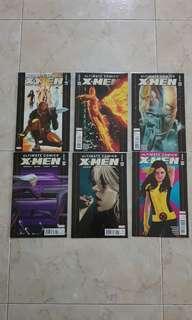 Ultimate Comics: X-Men (Marvel Comics 6 Issues, #1 to 6)