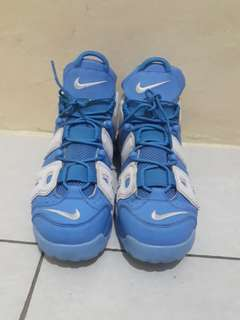 Nike Air More Uptempo University Blue Size 45