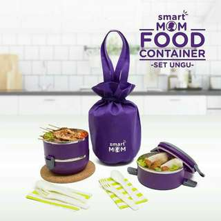 Container food set unggu
