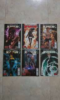 Ultimate Comics: X-Men (Marvel Comics 6 Issues, #7 to 12)