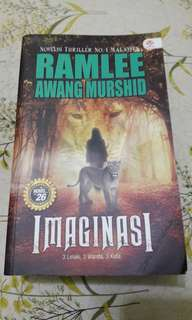 Imaginasi Ramlee Awang Murshid