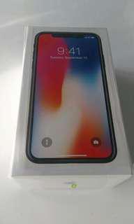 🚚 iPhone X 64GB (BNIB)