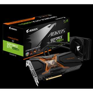 Gigabyte GTX 1080 Ti Waterforce Xtreme Edition