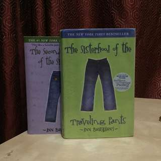 The Sisterhood of Travelling Pants Bundle