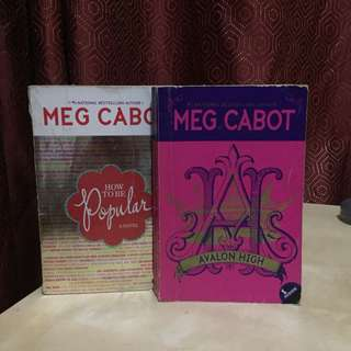 Meg Cabot Bundle
