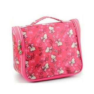 KT travel make up bag