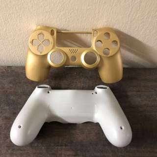PS4 Controller Casing and Buttons