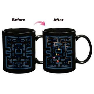 Pac Man Change Colour Mug