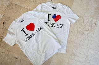 Giordano T-shirts