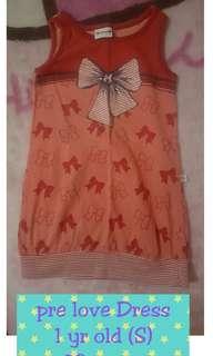 Pre love dress