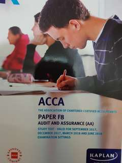 ACCA F8