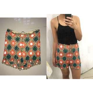 ZARA KNIT shorts