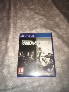 tom clancy's RainbowSix Siege