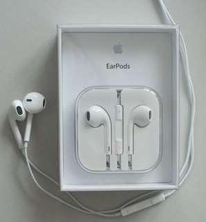 Headset iphone 5/6/7/8/x Original bergaransi