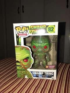Swamp Thing PX Funko Pop