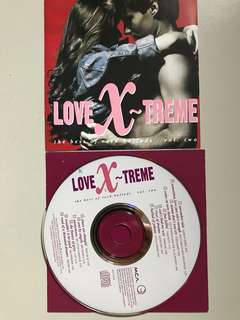 Love X-treme The Best Of Rock Ballads Vol 2.