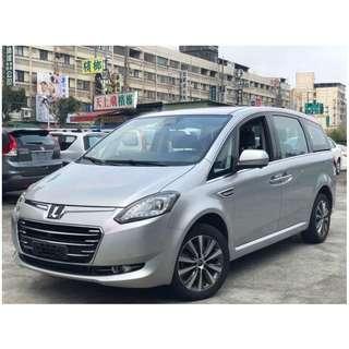 2015年      納智捷   M7    銀色   2.2L    FB搜尋:阿源 嚴選二手車/中古車買賣