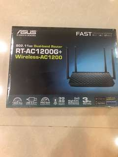 ASUS Dual-band Router RT AC 1200G+