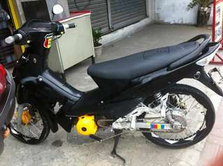Honda wave 100 07 model allstock