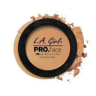 LA Girl pressed powder