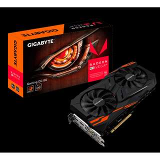 Gigabyte RX VEGA 64 GAMING OC 8G