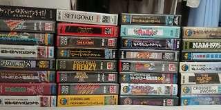 Many Neogeo SNK cartridges (歡迎出價,價合即賣)(Please bid)