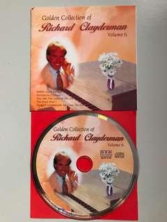 Golden Collection Of Richard Clayderman Vol 6.