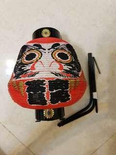 日本製 達摩 掛飾