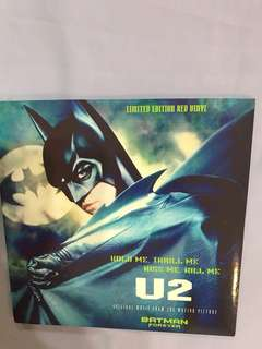 "Vinyl Record by U2 7"" Single -Hold Me, Thrill Me, Kiss Me, Kill Me"