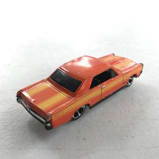 hot wheels - '65 pontiac gto