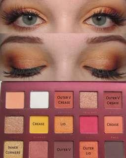 Bad Habit Solstice Eyeshadow Palette