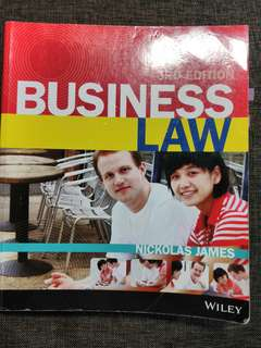 Business Law 3rd edition