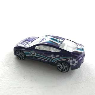 hot wheels - genesis coupe