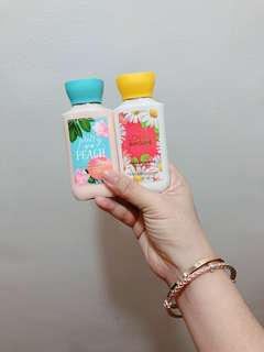 Authentic Bath & Body Lotion 88 ML
