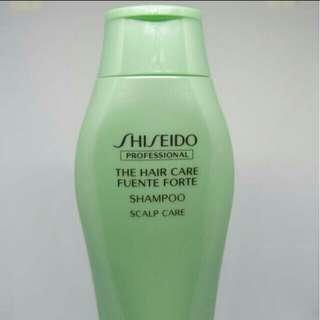 Shiseido Shampoo (untuk kulit sensitif)