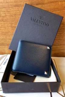 Valentino Brand New Wallet