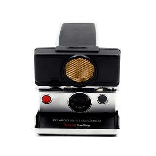 Polaroid SX-70 Sonar Camera