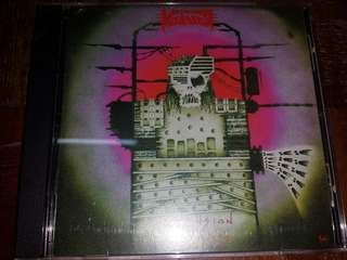 Music CD (Metal): Voivod ‎– Dimension Hatröss