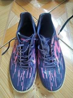 Sepatu futsal ORI kondisi mulus 95%