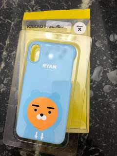 iPhone X Case 韓國Kakao friends